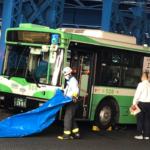 神戸バス事故の容疑者の顔画像!大野二巳雄(ふみお)経歴はベテラン運転手!バス暴走の原因は?