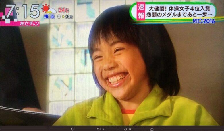 画像5枚 村上茉愛の子役時代が激かわいい!ウメ子のエピソードや演技の評判も Feathered News